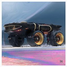 "Ideas Sci Fi Concept Art Cars Ideas Sci Fi Concept Art Ideas Sci Fi Concept Art Cars thecollectibles:""Art by Fred Palacio"" Cyberpunk Art Futuristic Technology, Futuristic Cars, Futuristic Vehicles, Batmobile, Future Car, Sci Fi Fantasy, Armored Vehicles, Sci Fi Art, Art Cars"