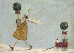 Tree Swapping by Sam Toft
