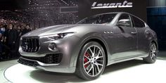 Maserati unveiled its all-new Levante SUV this week at the 2016 Geneva Motor Show.