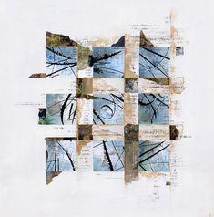Episodes of Navigation, painting by Jakub Niedziela