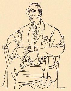 Picasso's Igor Stravinsky, 1920