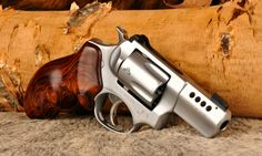 A Ruger Sp101 customized by Gemini Customs