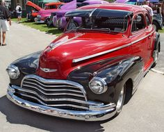 red+hotrod+ | Hot Rod - Parte 2 (Chevrolet)