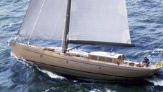 Perseverance: 60 ft. custom built yacht by Claasen Shipyards