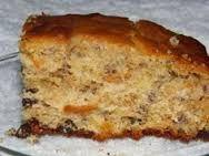 TODAS LAS RECETAS : Pan dulce de manzana, canela y nueces con stevia