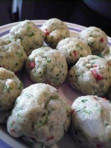 Homemade Chilli & Coriander Fishball Mee(noodles)