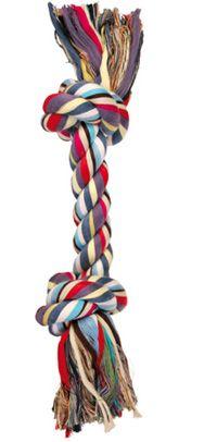 Trixie sznur bawełniany do zabawy z psem 40cm