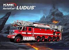 Image result for kme fire trucks