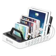 Cool  Top 10 Best USB Charging Station in 2017 Reviews