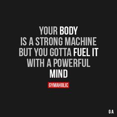 Image via We Heart It #fit #fitness #gym #motivation #fitspo #workouts #fitblr #gymaholic