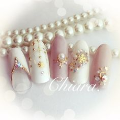 Holiday Nail design | #Nail #Japanese_Nail #Made_in_Japan #Kawaii #cutenail #Japan