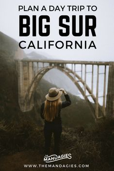 Drive down the most popular road in the United States! We're sharing what you can expect on your own Big Sur road trip, and stunning locations along the Highway 1 on the California coast! #PCH #California #Highway1 #bigsur #PacificCoastHighway #roadtrip