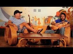 Ocean is My Potion ... Jimmy Buffett & Mishka share stories and perform together