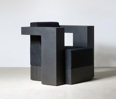 seating sculpture GB 23 by Studio Benkert | Lounge chairs