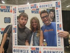 Fan Fair X -Thursday -- fun with Bobby Bones, Amy, and Lunchbox Bobby Bones, Bones Show, Soundtrack, Country Music, Nashville, Thursday, Singers, Amy, Favorite Things