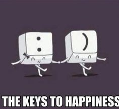 The Keys to #Happiness