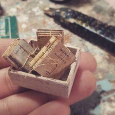 #miniature#book#books#antique#vintage#handmade#ミニチュア#豆本#ハンドメイド#アンティーク 本も出しちゃお!