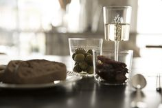 Lehti wine glass・ハイステム