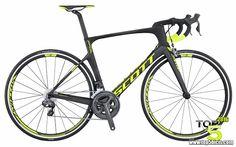 TOP 5 BICICLETAS DE CARRETERA: Scott FOIL 10, espectacular bici