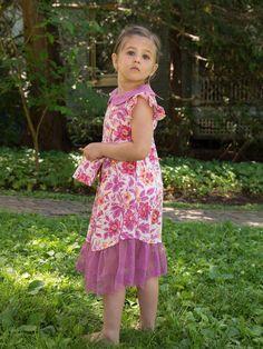 Sophia Girls Dress   Baby :Beautiful Designs by April Cornell