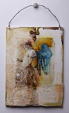 mixed media by kate artist
