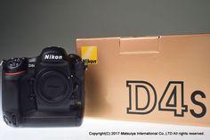 NIKON D4S 16.2 MP Digital Camera Body Excellent #Nikon