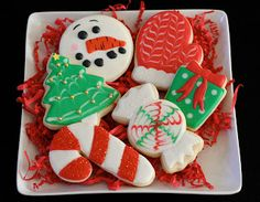 Cookies with Character: Christmas Cookies, cookies and more cookies...