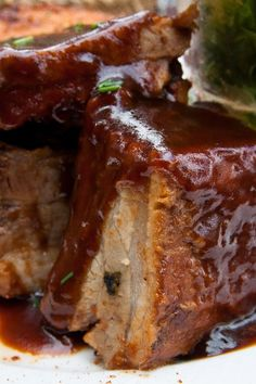 Beef Short Ribs in Chipotle Sauce Recipe