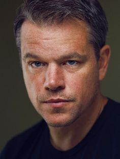 Matt Damon | by Patrick Fraser