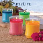 PartyLite Escential Jar Candles - Inviting Fragrance for Everyday! order @ www. Buy Candles, Pillar Candles, Candle Jars, Candle Holders, Poinsettia, Sunflower Canvas Paintings, Pots, Stuff For Free, Bright Homes