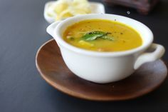 Sweet potato soup – Indian inspired
