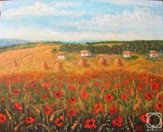 Poppy in Ukraine, author Кшановская-Орлова Анна.