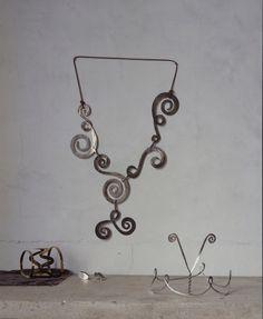 Alexander Calder jewelry 1938 - 1947