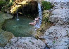 Waterfalls of Fonissa, Mylopotamos,Kythita Waterfalls, Natural Beauty, Greece, Restoration, Island, Mansions, Country, Beach, Nature