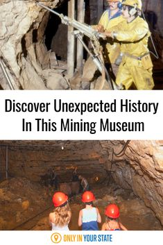 A weekend trip to this mining museum in Wisconsin will delight the whole family! With unexpected history, the Mining & Rollo Jamison Museum is full of fun and information about 1800's life that is perfect for kids or rock lovers! Kids will surely enjoy the small train ride and the 1863 Rock School.