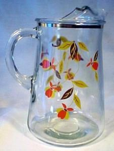 Autumn Leaf Ice Lip Pitcher. Please click the image for more information.