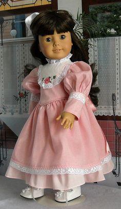 Samantha by Sugarloaf Doll Clothes, via Flickr