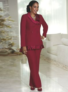 Pantsuits for your holiday parties