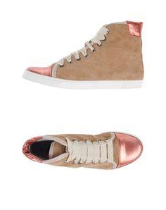 Lanvin Women - Footwear - High-top sneaker Lanvin on YOOX