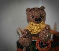 Ravelry: klengelchen's Big Head Bear