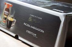 Być ambasadorem kawy Nescafe Azera to sama przyjemność. :)
