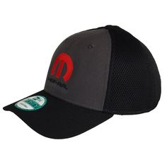c8c11e898c9 Mopar Hemi hat in bright orange. The HEMI logo is embroidered in ...