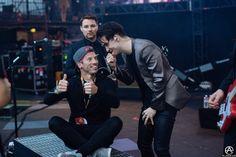 Brendon and jishy