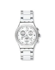 eb547d88657 Swatch watch.wanna change my watch strap to this! Watch Deals