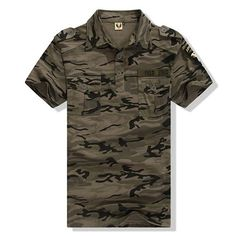1bcfe62cb3 Man s Short Sleeve T-shirts Camouflage summer Fashion Camo Cotton T shirt  Men Army Green T-shirt Male Style tops Tees 65z