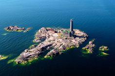 Bengtskär, Pohjoismaiden korkein majakka. Kuva: Hangon matkailutoimisto/Antti Mäkelä