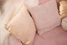 Pink Walk in Closet Beauty Room Reveal Teen Bedroom Designs, Room Ideas Bedroom, Bed Room, Room Decor, Chanel Inspired Room, Bathroom Makeup Storage, Cube Storage Shelves, Closet Storage, Plug In Chandelier