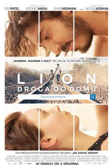 "Lion tagline: ""The true story of a life lost and found"" directed by: Garth Davis starring: Rooney Mara, Nicole Kidman, Dev Patel, Nawazuddin Siddiqui (I cried during this film. Film Lion, Lion Full Movie, Great Movies, New Movies, Movies And Tv Shows, 2017 Movies, Imdb Movies, Movies Free, Film 2017"