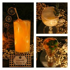 For your new years eve Cocktail party Free Printables- Art Deco Cocktail