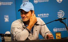 Roger Federer: Cincinnati Open 2012